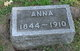 Profile photo:  Anna Bush