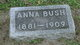 Anna Bush