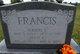 Ruth E <I>Sigler</I> Francis