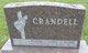 Carrie Louise <I>Swadling</I> Crandell