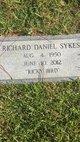 "Richard Daniel ""Ricky"" Sykes"
