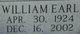 William Earl Baldridge