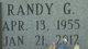 Randy Gene Baldridge