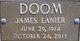 James Lanier Doom