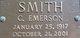 C. Emerson Smith