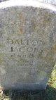 Profile photo:  Dalton Jacobs