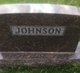 Anna Sophia <I>Olson</I> Johnson