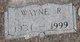 Wayne Roy Atkinson