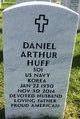 Profile photo:  Daniel Arthur Huff
