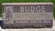 Mildred E <I>Brooks</I> Budge
