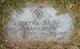 Bertha Julia <I>Magnuson</I> Abrahamson