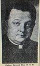 Rev Edward Biss