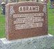 Profile photo:  Mary Leona <I>Leakey</I> Abrams
