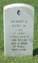 Profile photo:  Homer E Bash, Jr