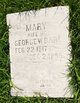 Profile photo:  Mary Bare
