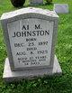 Profile photo:  Ai M Johnston