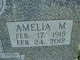 Amelia M. <I>Beckley</I> Brooks