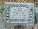 "Profile photo:  Charlie M. ""Bue"" Arnold"