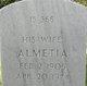 Profile photo:  Almetia Walton