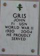 Profile photo:  John Gris