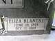 Profile photo:  Eliza Blanche <I>Raynard</I> Ankeny
