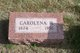 Profile photo:  Carolena Henrietta <I>Jensen</I> Dockweiler