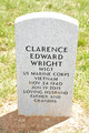 Profile photo:  Clarence Edward Wright