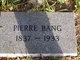 Profile photo:  Pierre Bangs