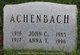 Profile photo:  John C. Achenbach