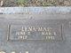 Lena Mae <I>Smith</I> Barrow