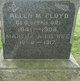Profile photo:  Allen M Floyd