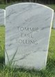 Profile photo:  Tommie Earl Bolling