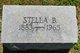 Stella S. Bevington