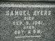 Samuel Ayers