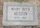 Mary Beth Austin