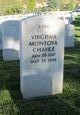 Virginia <I>Montoya</I> Chavez