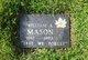"""William Alexander """"Bill"""" Mason"""