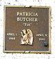 """Profile photo:  Patricia """"Tia"""" Butcher"""