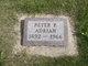 Profile photo:  Peter P Adrian
