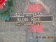 Profile photo:  Alois Rice
