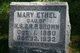 Mary Ethel Brown