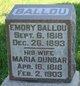Emory S. Ballou