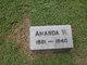 Profile photo:  Amanda Waring Studds