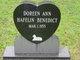 Doreen Ann <I>Hafelin</I> Benedict