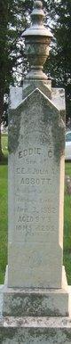 """Edwin C """"Eddie"""" Abbott"""
