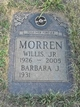 Profile photo:  Barbara J Morren