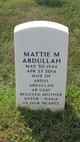 Mattie Mae Abdullah