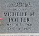 Profile photo:  Michelle M. Potter