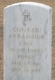 Profile photo:  Conrad Arrambide