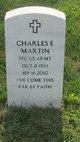Profile photo:  Charles E. Martin